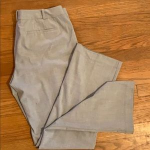 Worthington Perfect Trouser Light Grey
